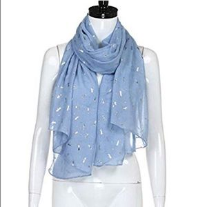 Accessories - $12 or FREE with $20 purchase: Dragonfly Scarf